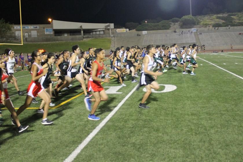 Starting Line Midnight Run